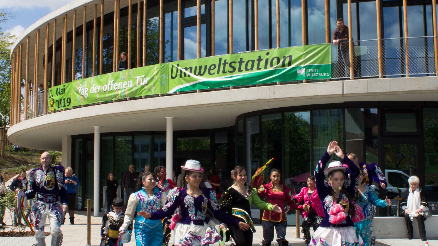 Neue Würzburger Umweltstation