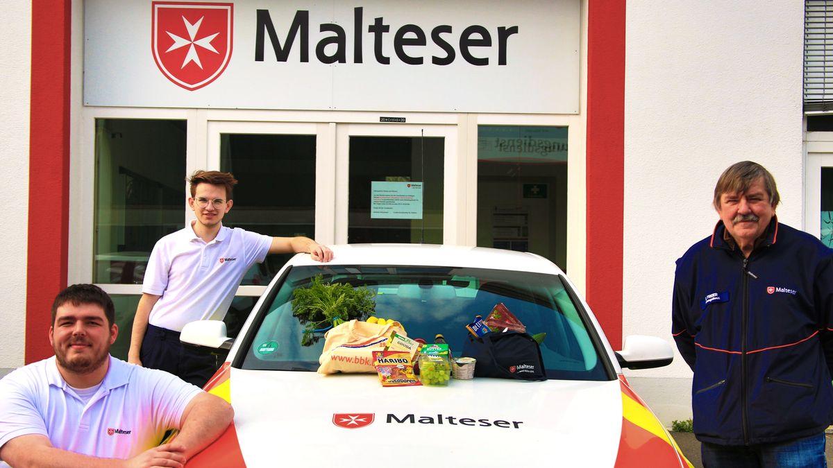 Einkaufsservice der Malteser in Lohr am Main (Lkr. Main-Spessart)