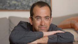 Der israelische Schriftsteller Yishai Sarid   Bild:Daniel Tchetchick