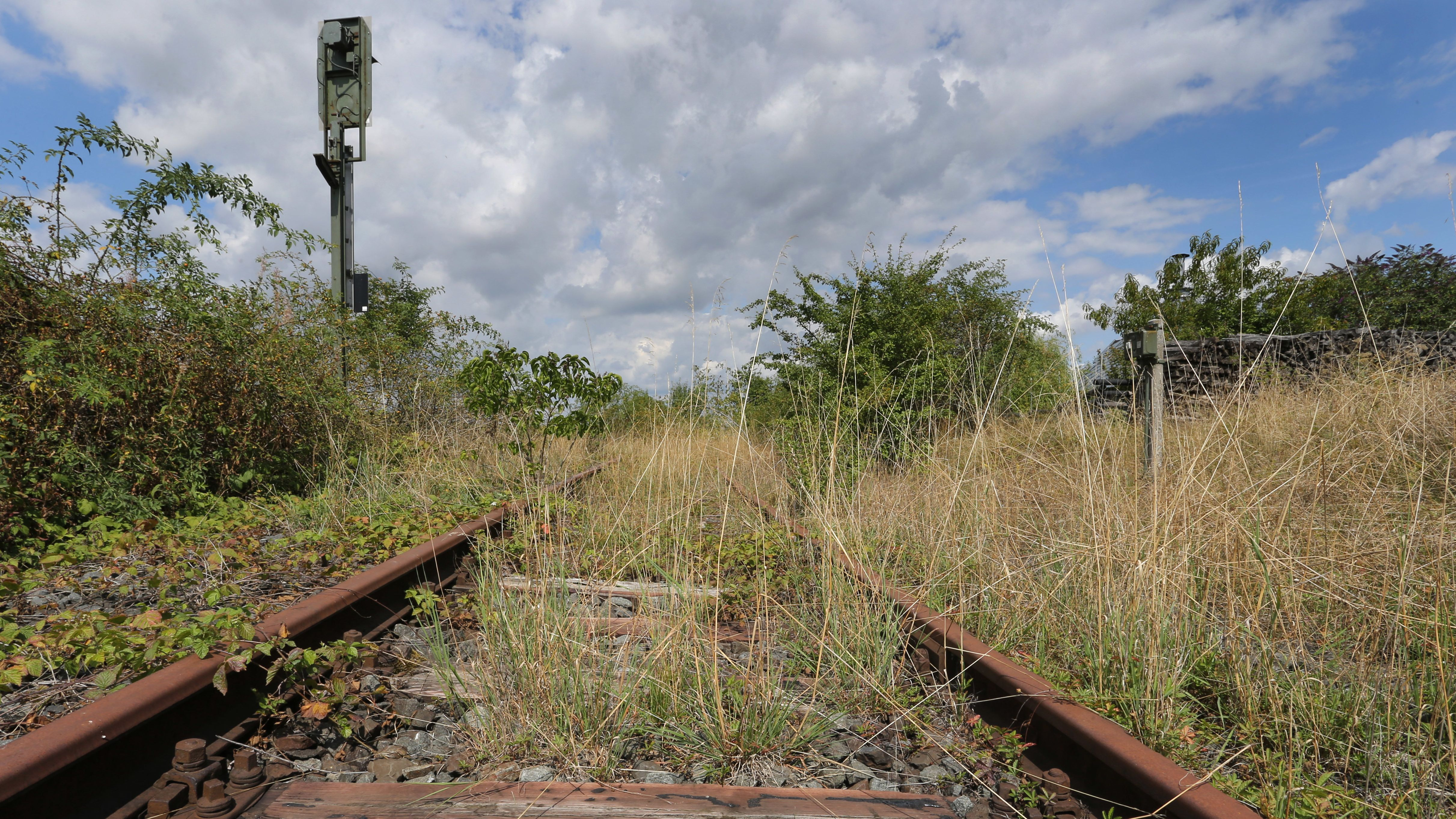 Bahnstrecken reaktivierung