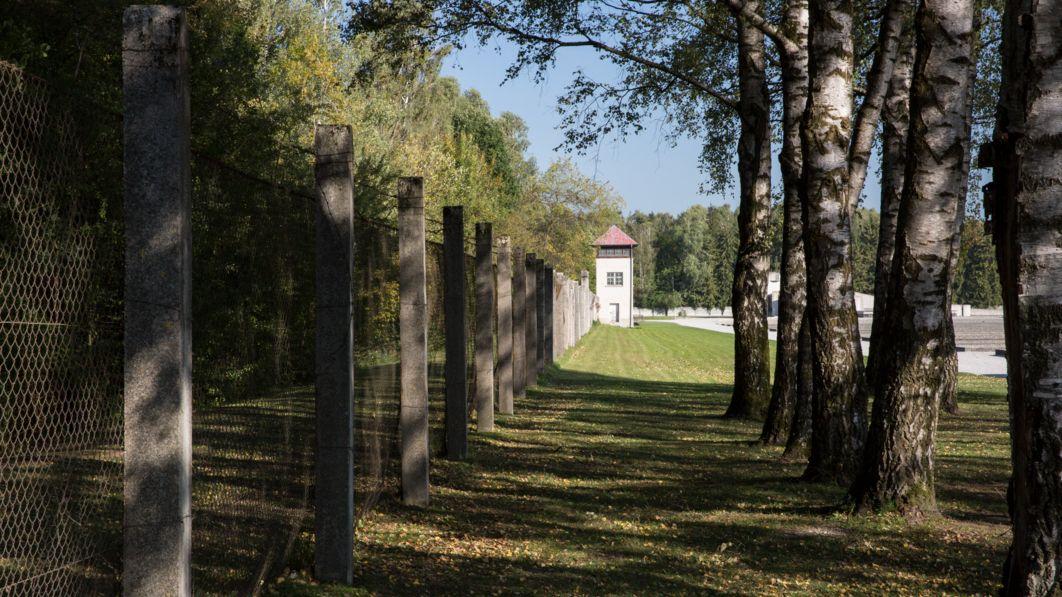 Das ehemalige KZ-Dachau