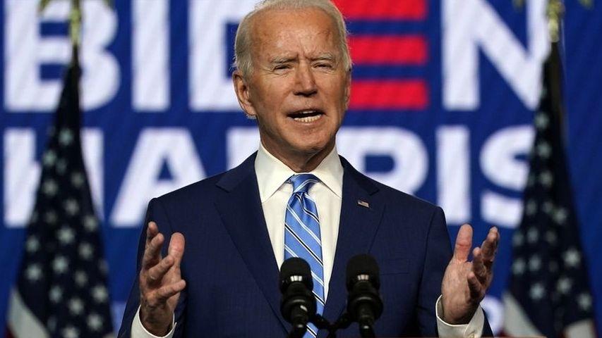 Der gewählte US-Präsident Joe Biden.