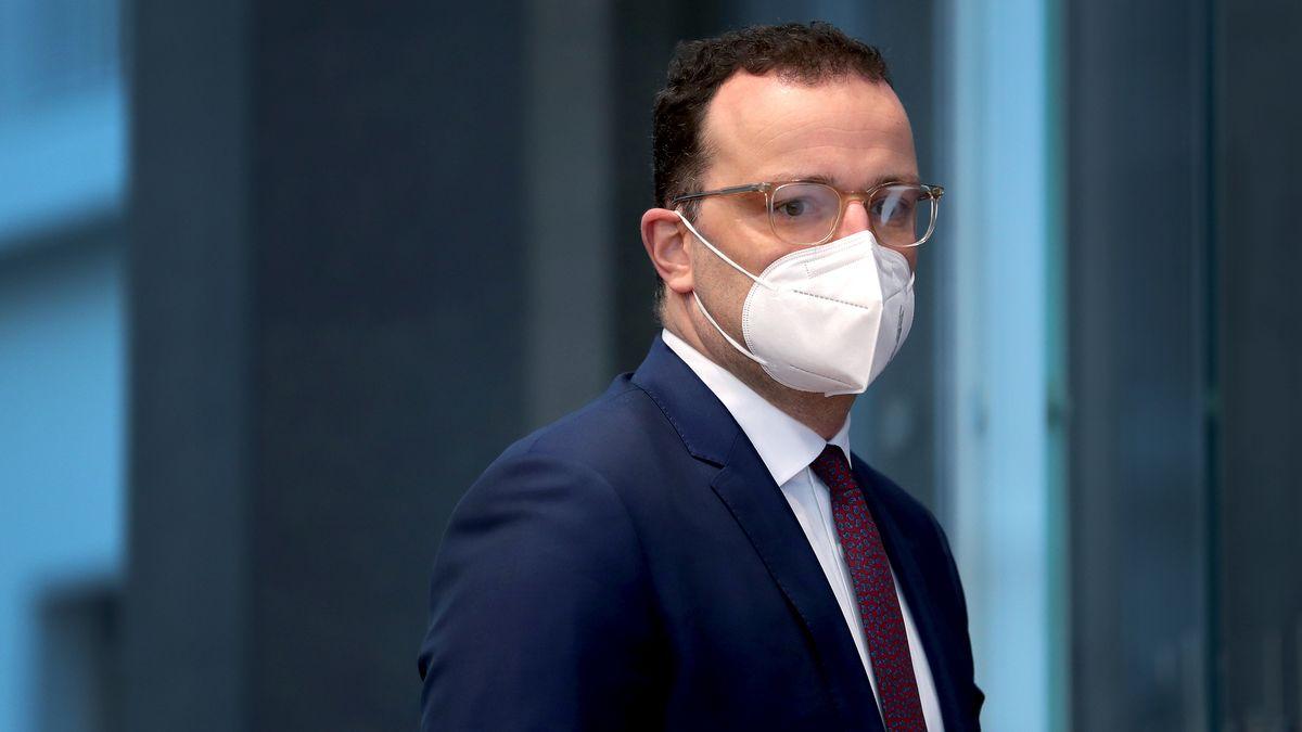 Bundesgesundheitsminister Spahn sieht kein Ende des Lockdowns in greifbarer Nähe.