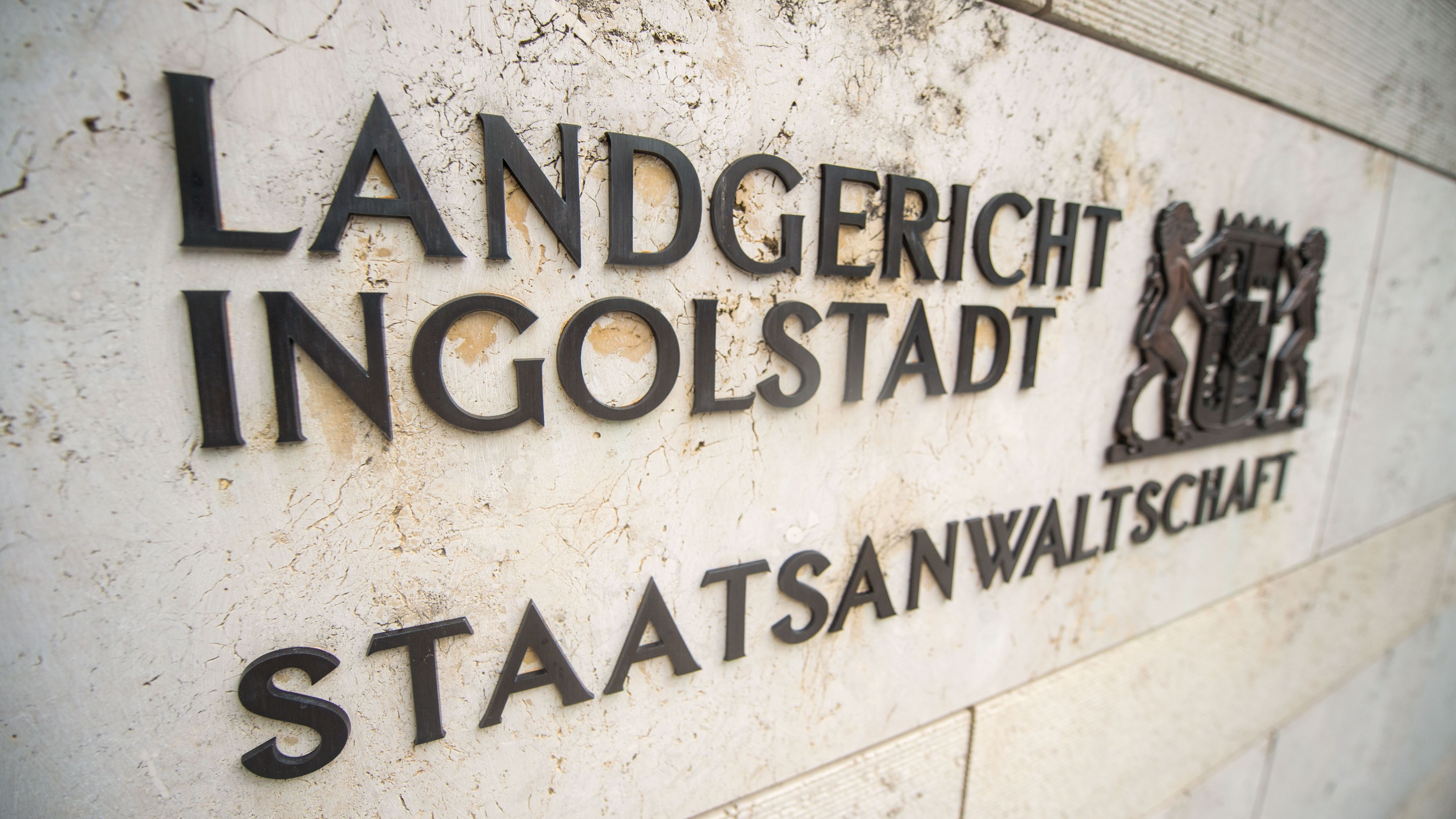 Fassade des Landgerichtes Ingolstadt.