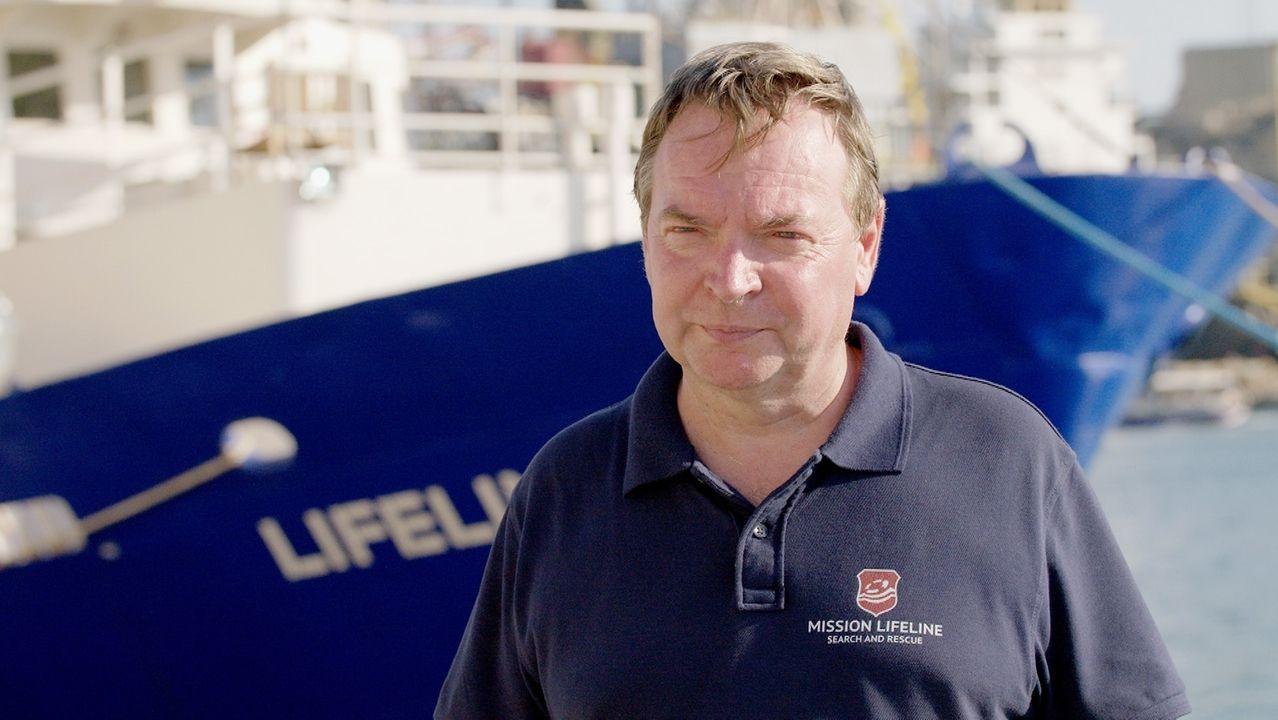 Seenotretter Claus-Peter Reisch