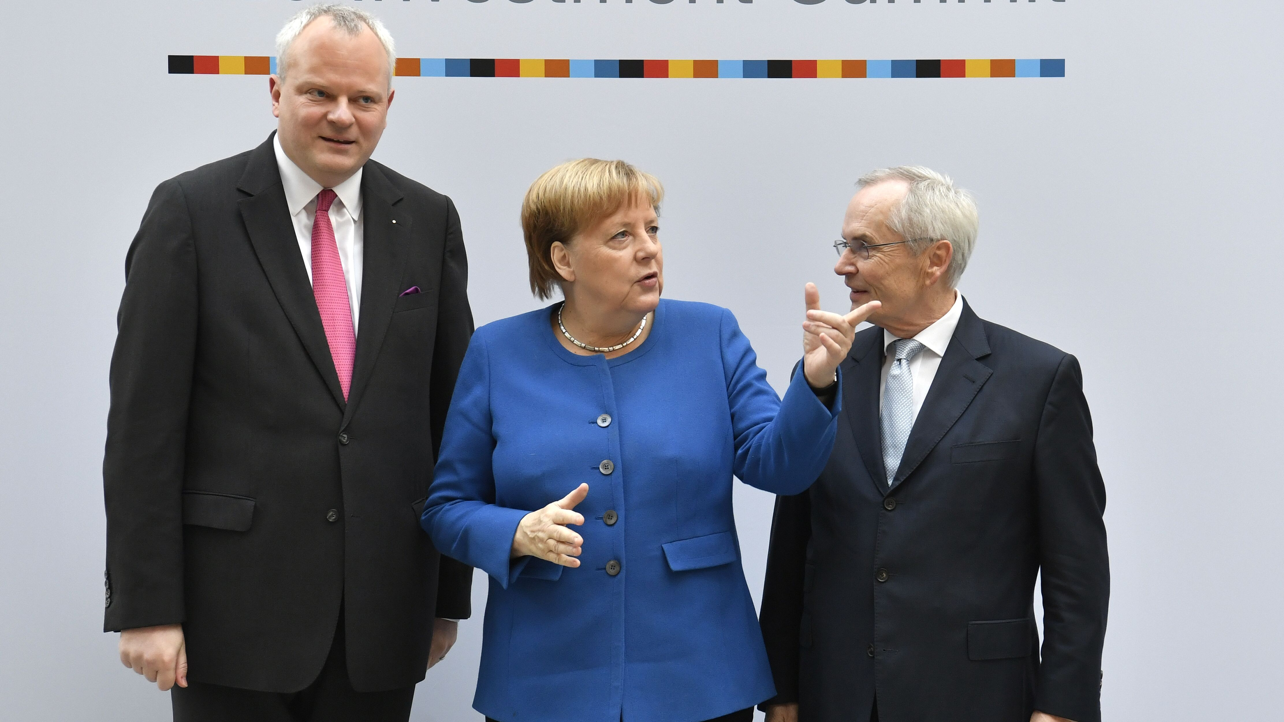 Merkel wirbt für deutsche Investitionen in Afrika