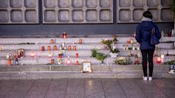 Gedenken an die Opfer am Berliner Breitscheidplatz | Bild:pa / dpa / Christoph Soeder