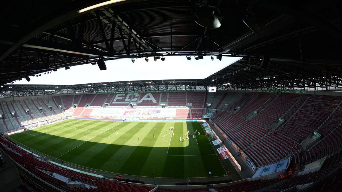 WWK-Arena in Augsburg