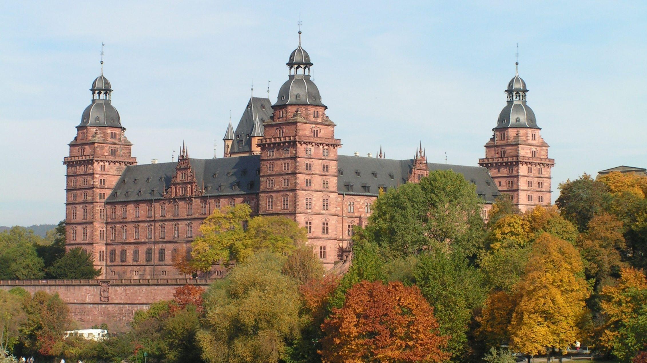 Schloss Johannisburg Aschaffenburg