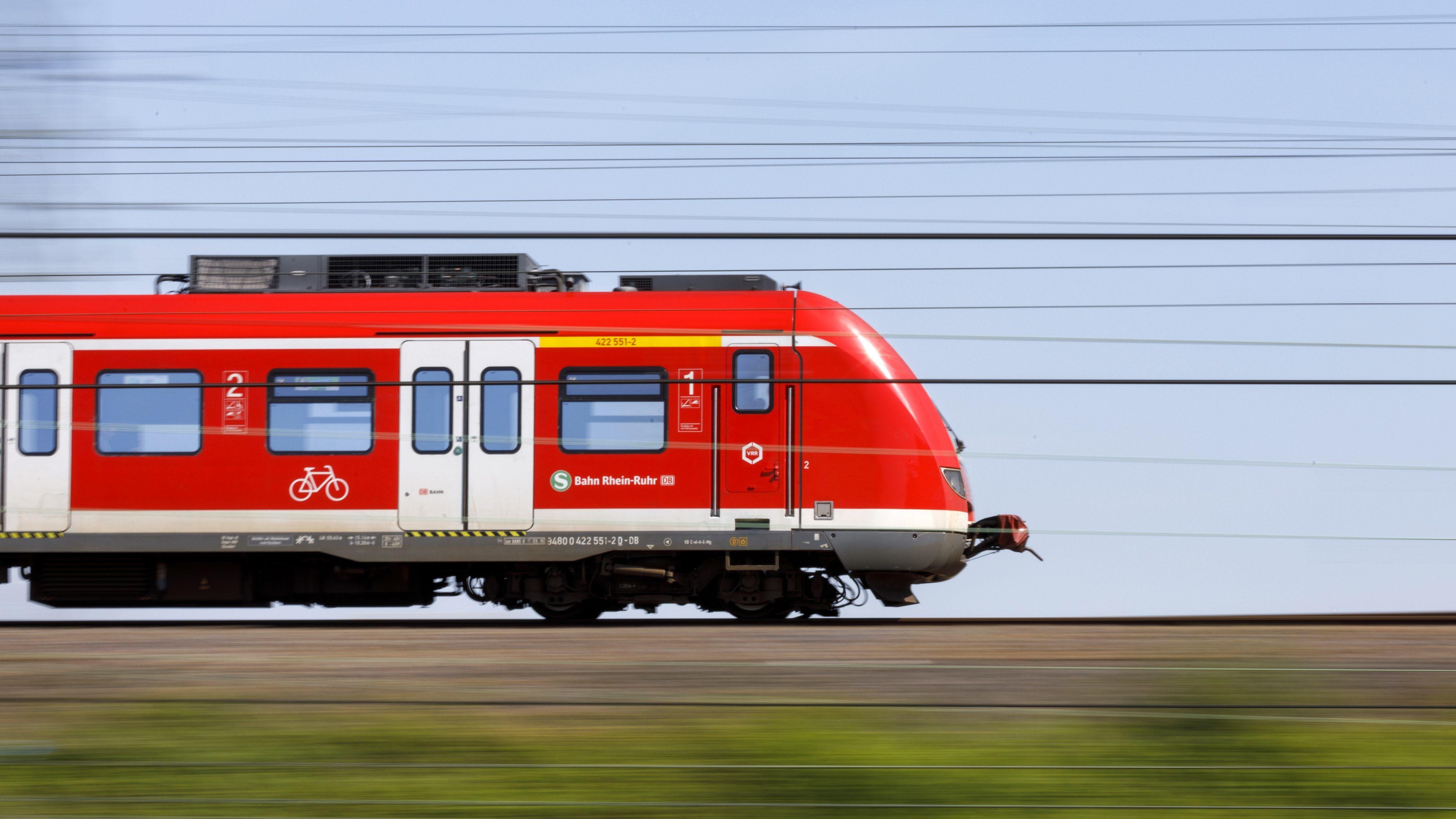 Regionalbahn (Symbolbild)
