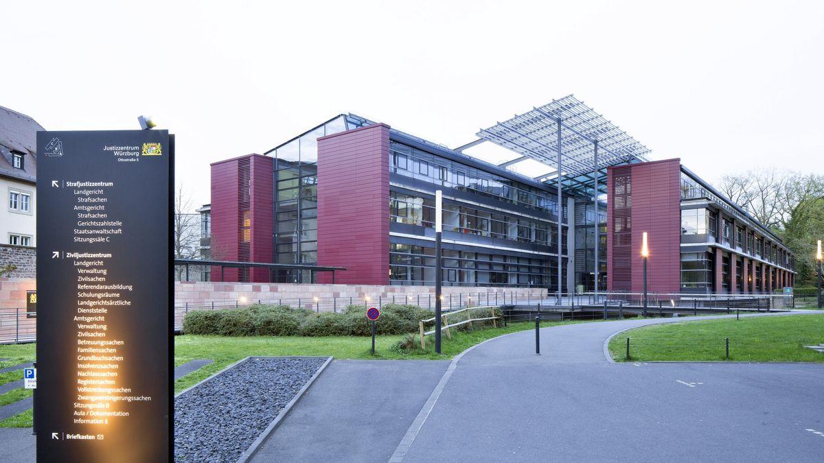 Justizzentrum Würzburg