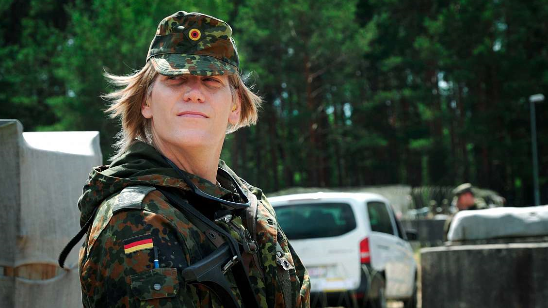 """Ich bin Anastasia"": Doku über Bundeswehroffizierin Anastasia Biefang"