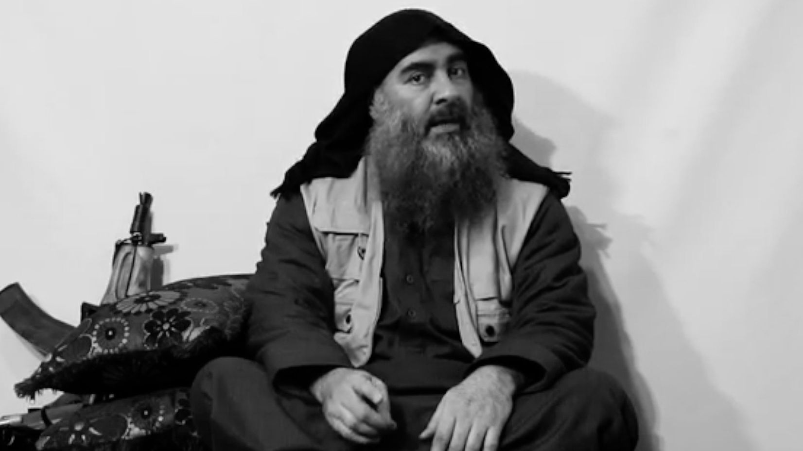 Der getötete IS-Anführer Abu Bakr al-Bagdadi