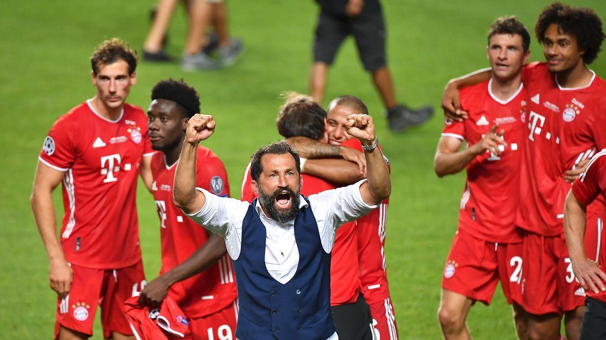 Die Bayern schaffen einen Rekord in der Champions League: Noch nie zuvor gelangen einer Mannschaft elf Siege in elf Spielen.
