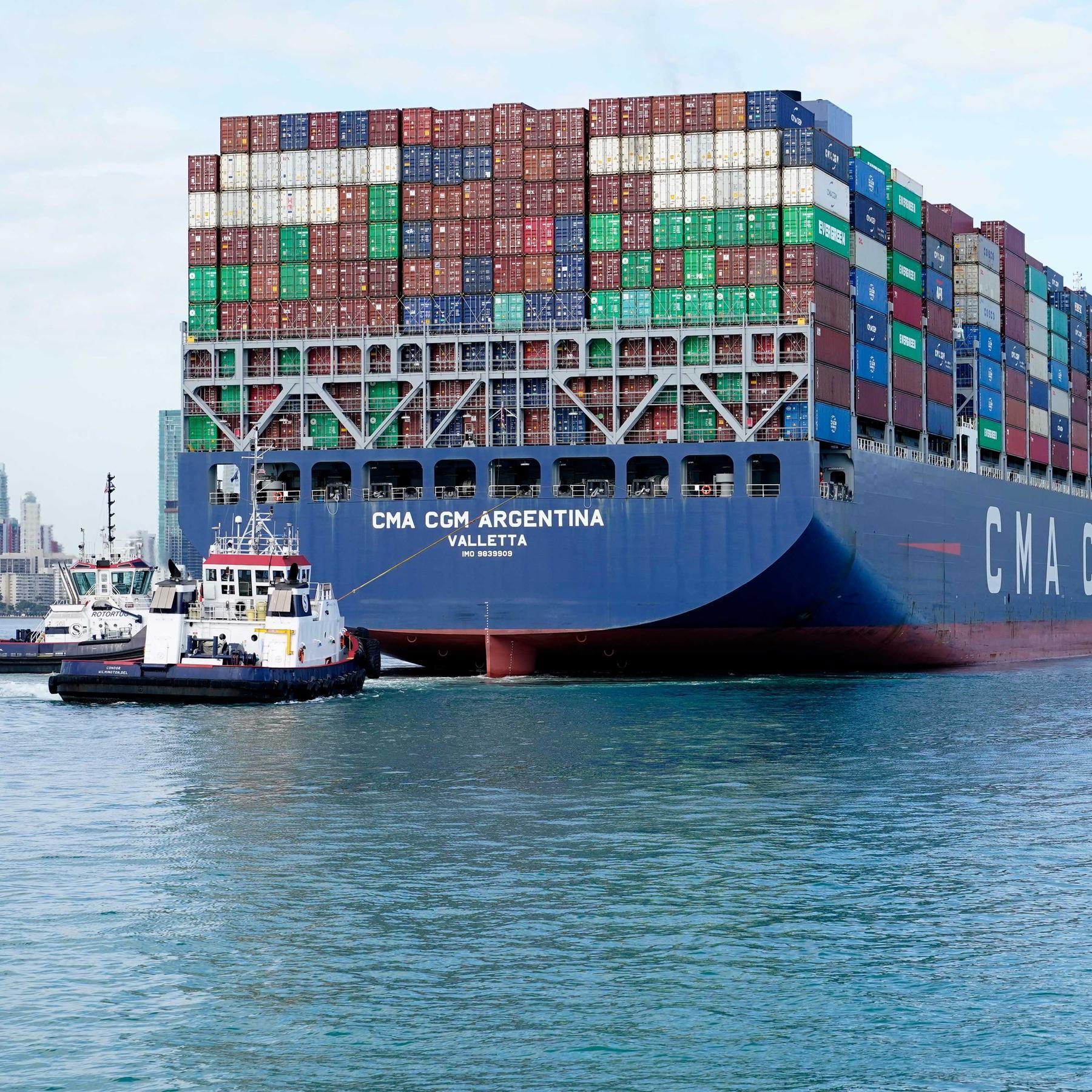 Container über Bord! Warum Schiffe immer mehr Ladung verlieren