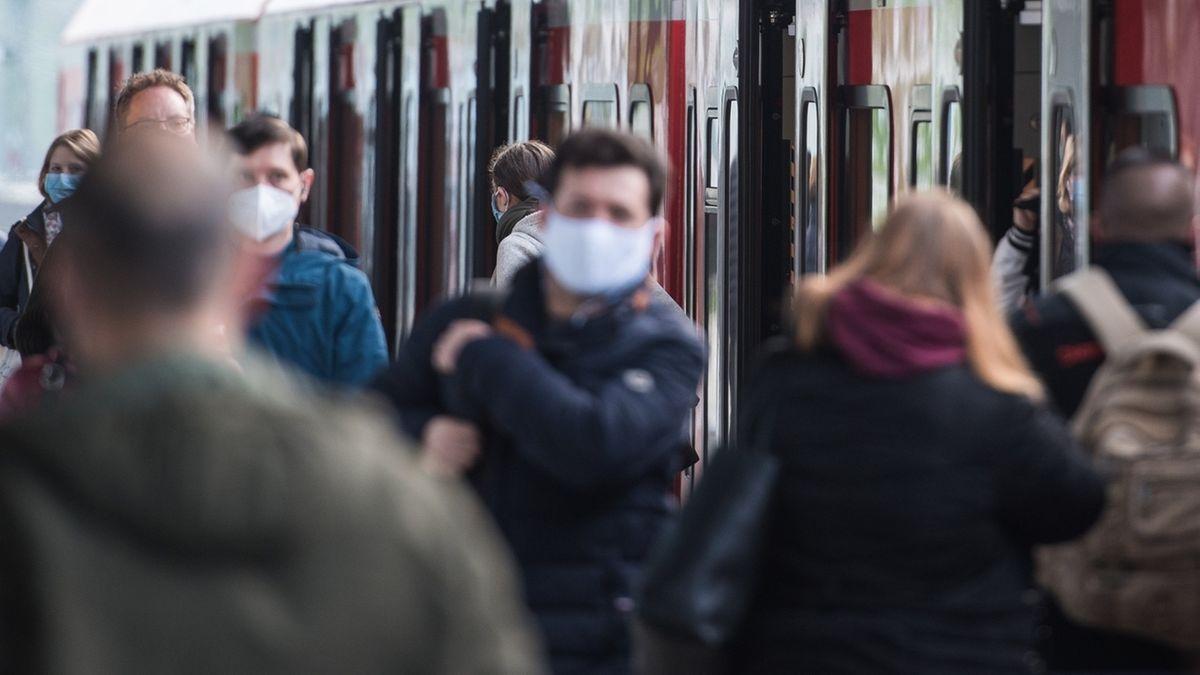 Mundschutzpflicht im öffentlichen Nahverkehr