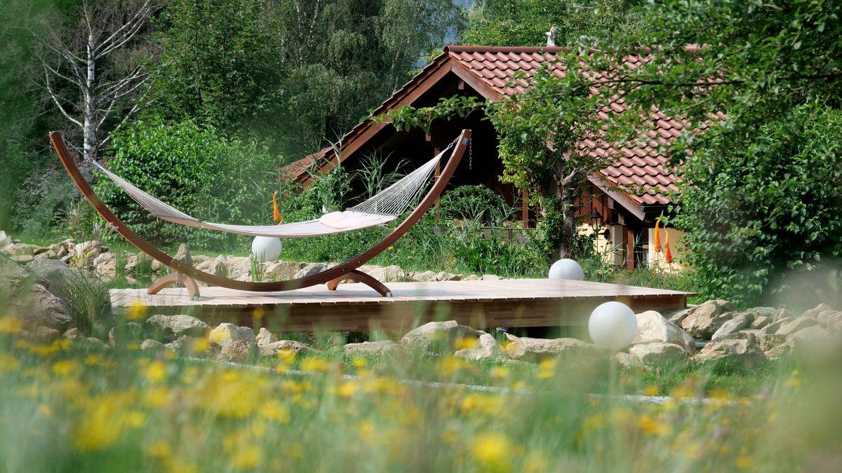 Ein Hotel in Drachselsried im Bayerischer Wald