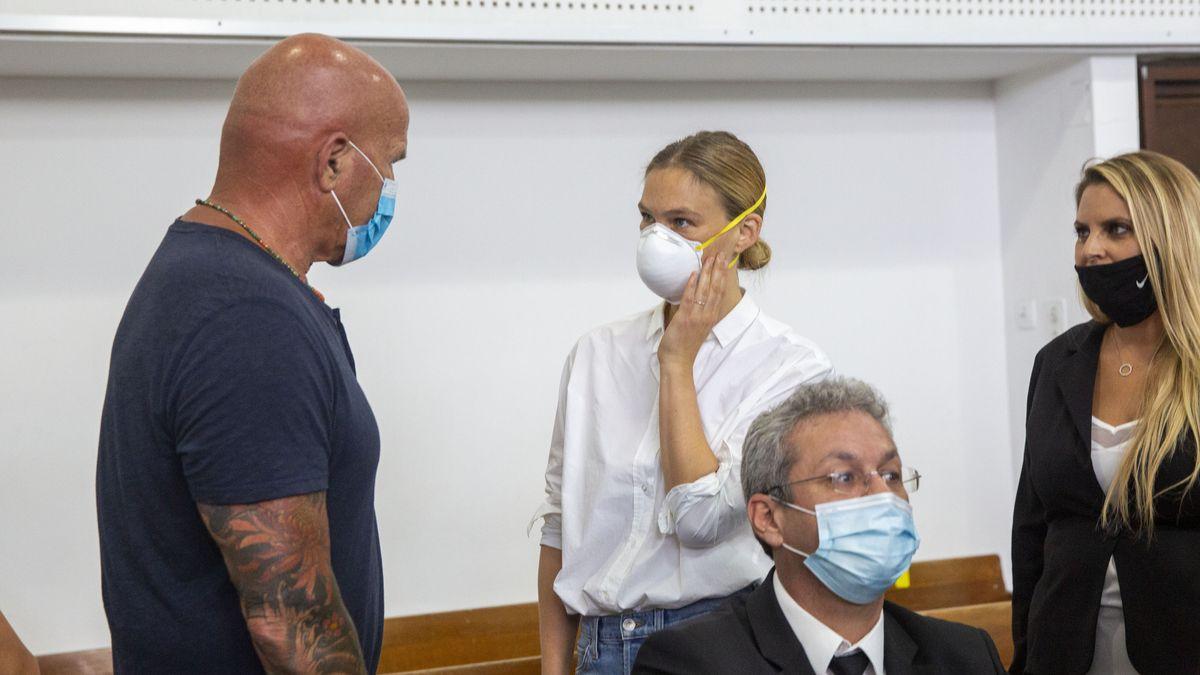 Bar Refaeli vor Gericht
