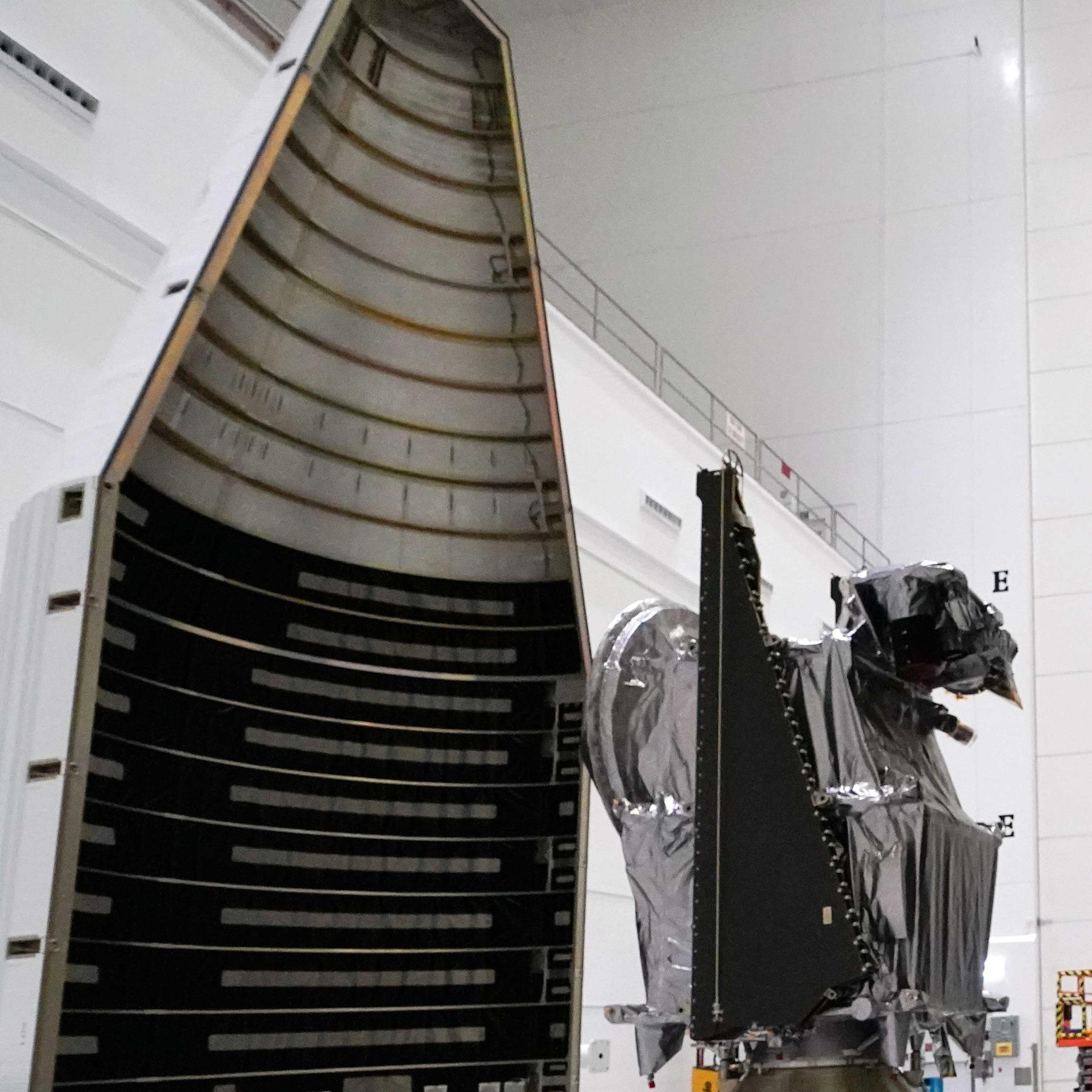 Lucy auf dem Weg zu Jupiter - Sonde soll Asteroiden untersuchen