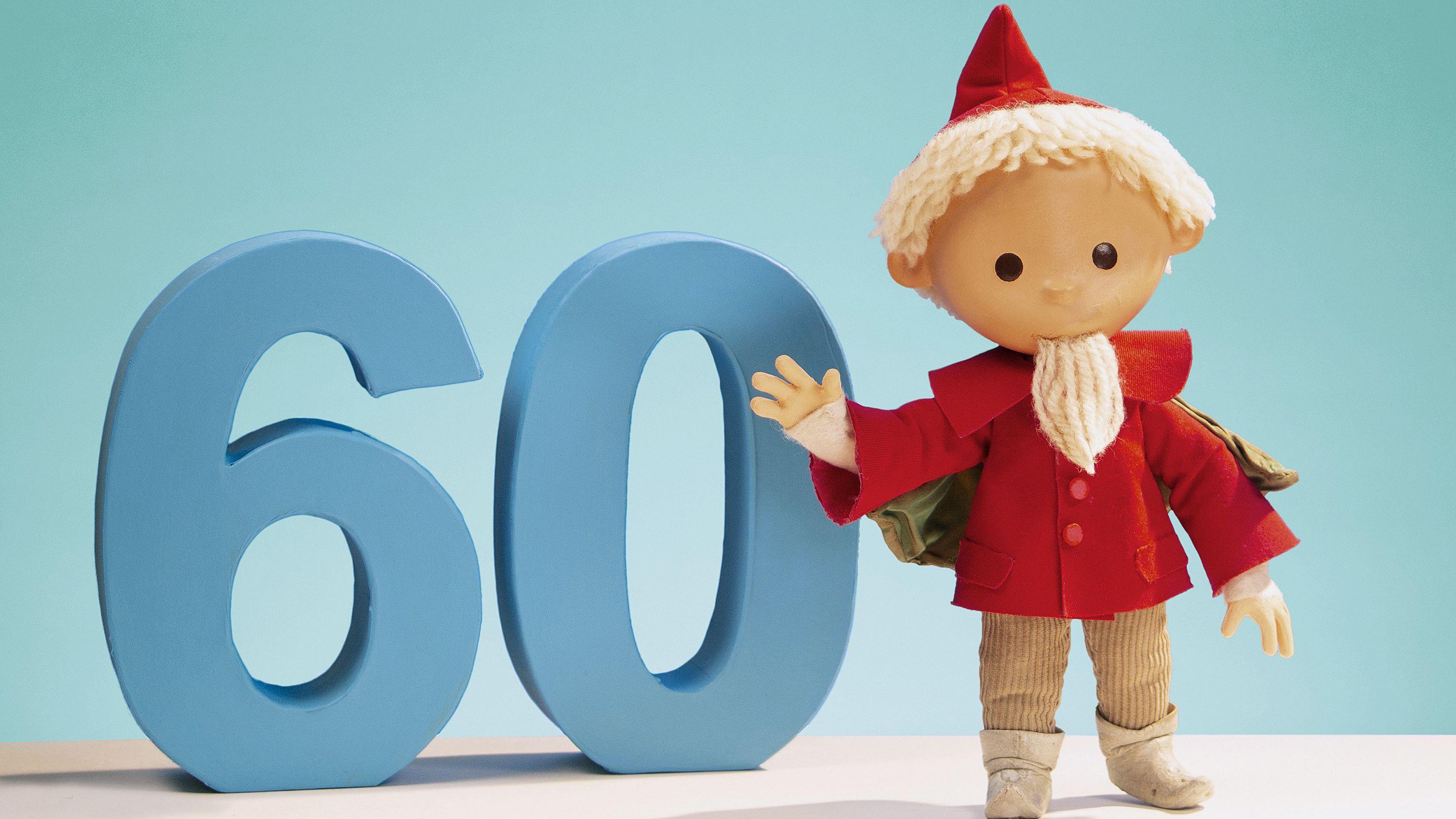 Das Sandmännchen ist heuer seit 60 Jahren ein Fernsehstar