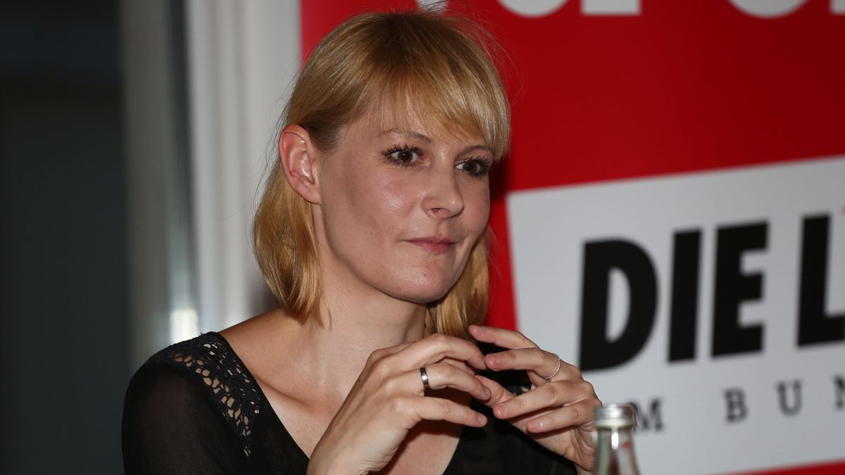 Nicole Gohlke.