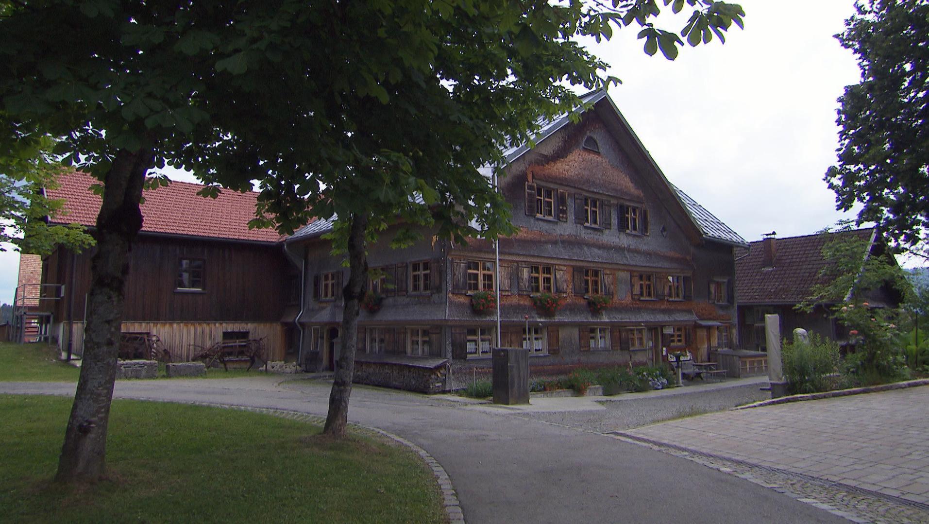 Das Fernsumerhus in Scheffau
