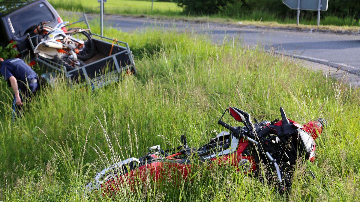Geisterfahrer verursacht Unfall im Kreisverkehr