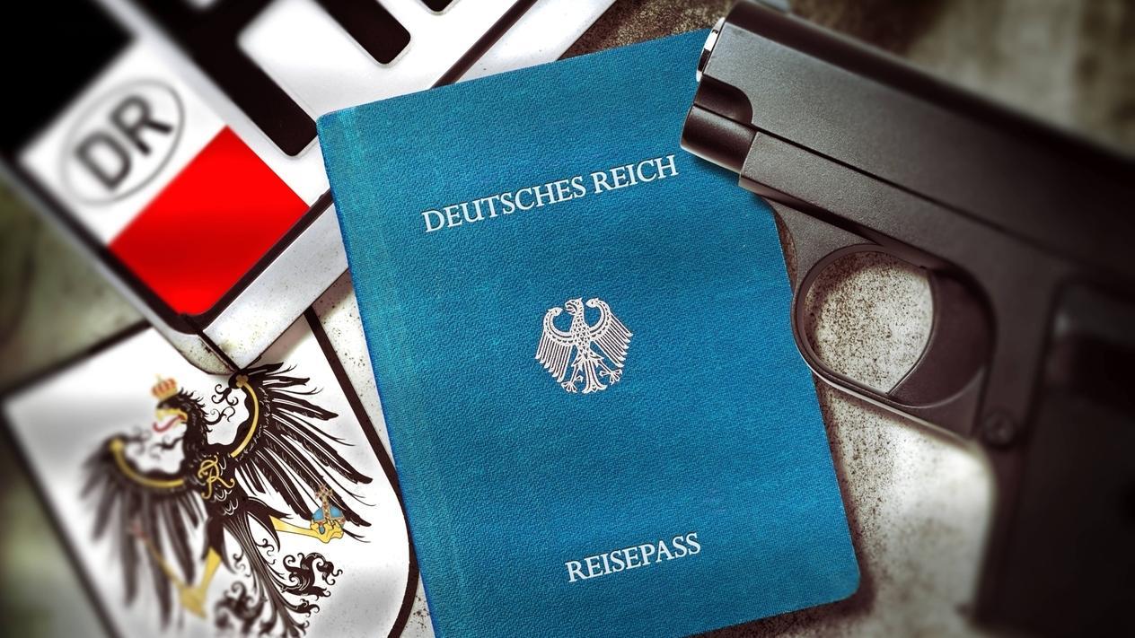 Reichsbürger erkennen die Bundesrepublik nicht an, basteln sich eigene Ausweis und sind gefährlich.