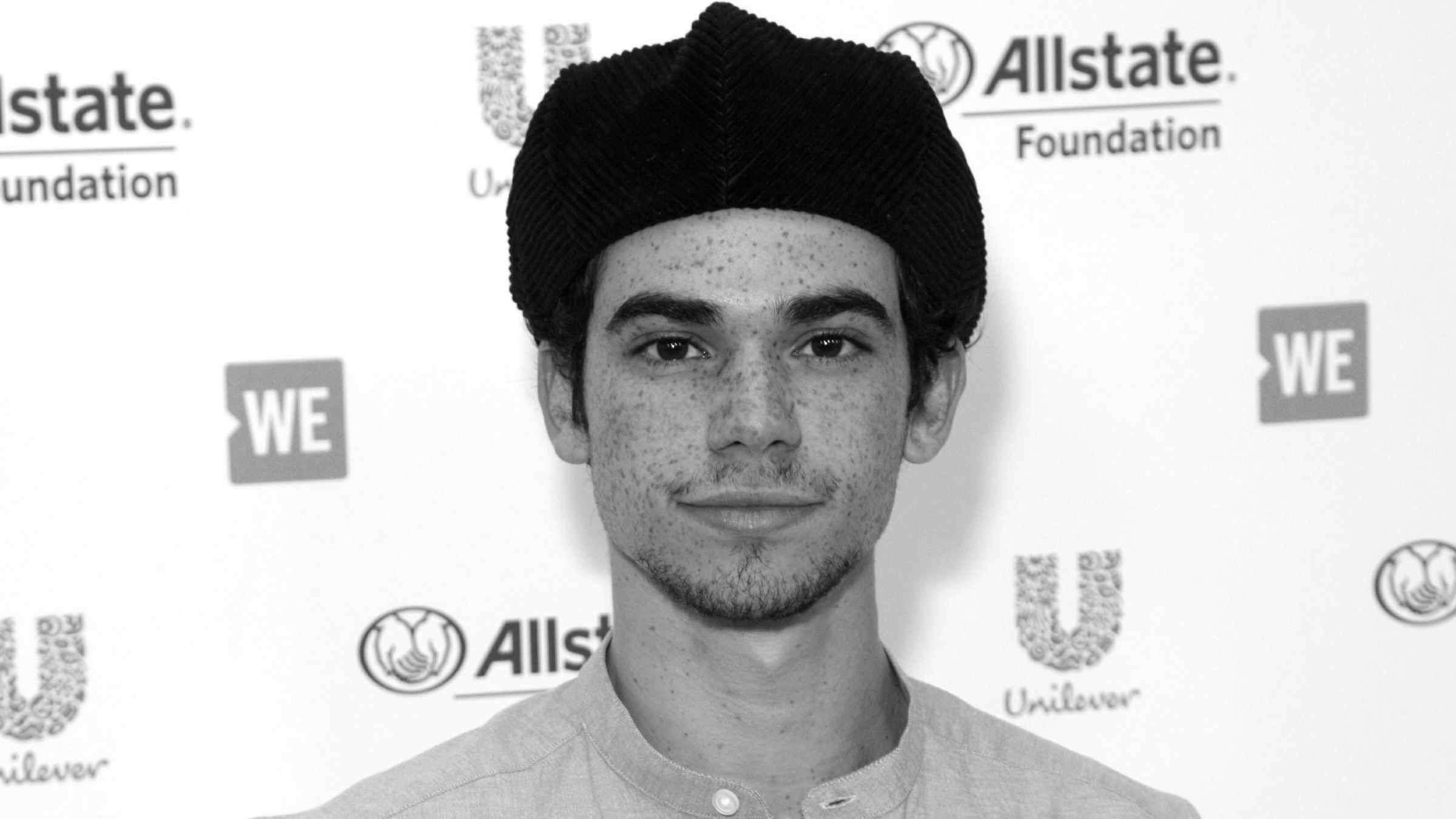 Cameron Boyce in Los Angeles, April 2019