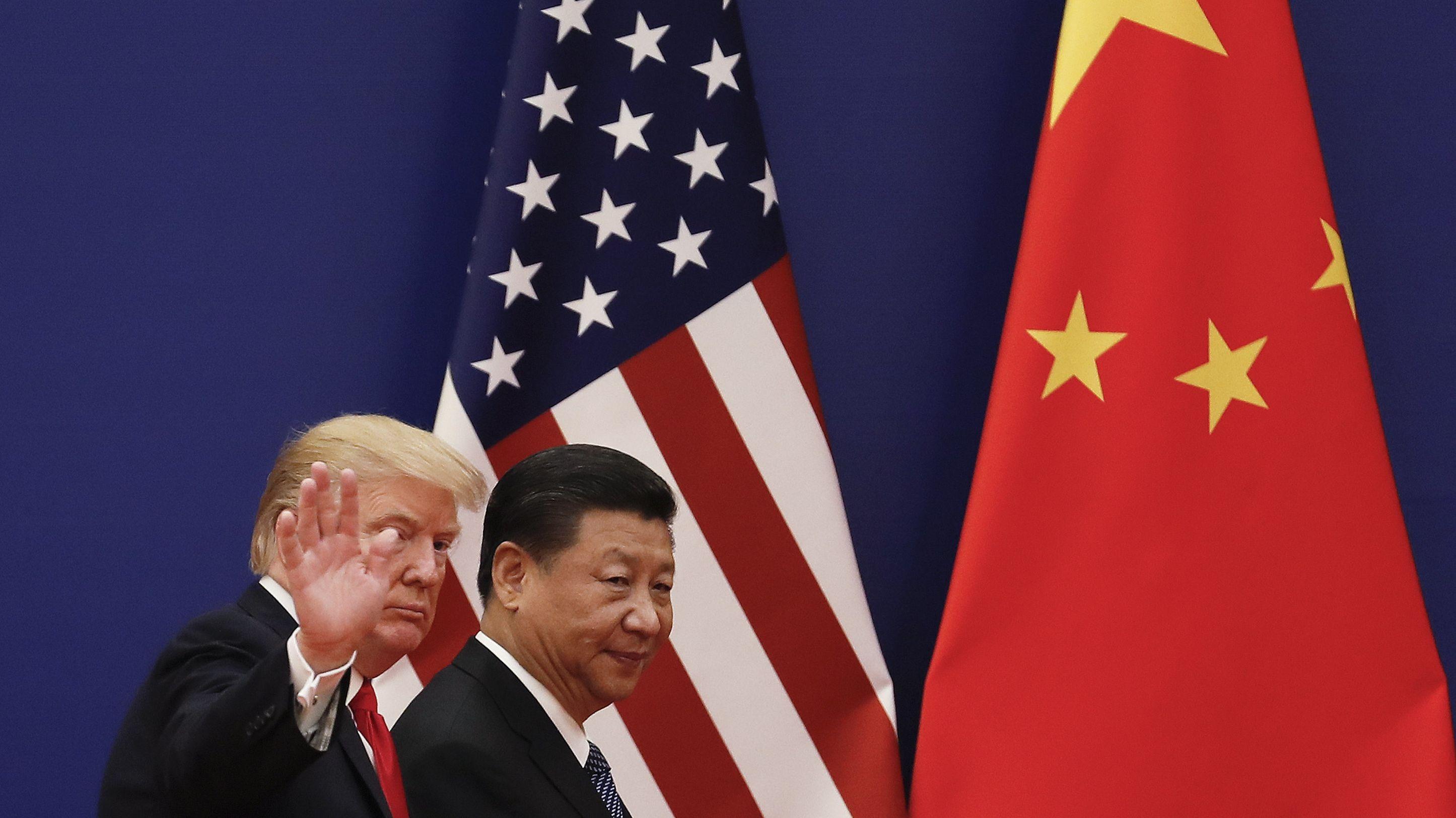 USA und China vor Teileinigung im Handelsstreit