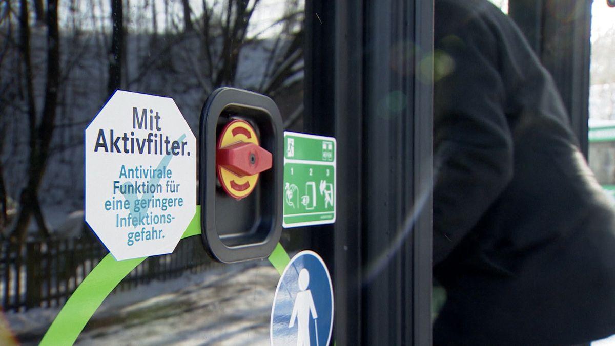 In Neu-Ulm möchte nun ein Busunternehmen mit einem Virenfilter für mehr Sicherheit sorgen.