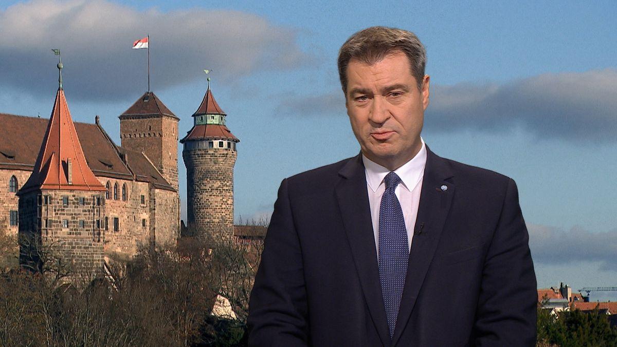 Ministerpräsident Markus Söder