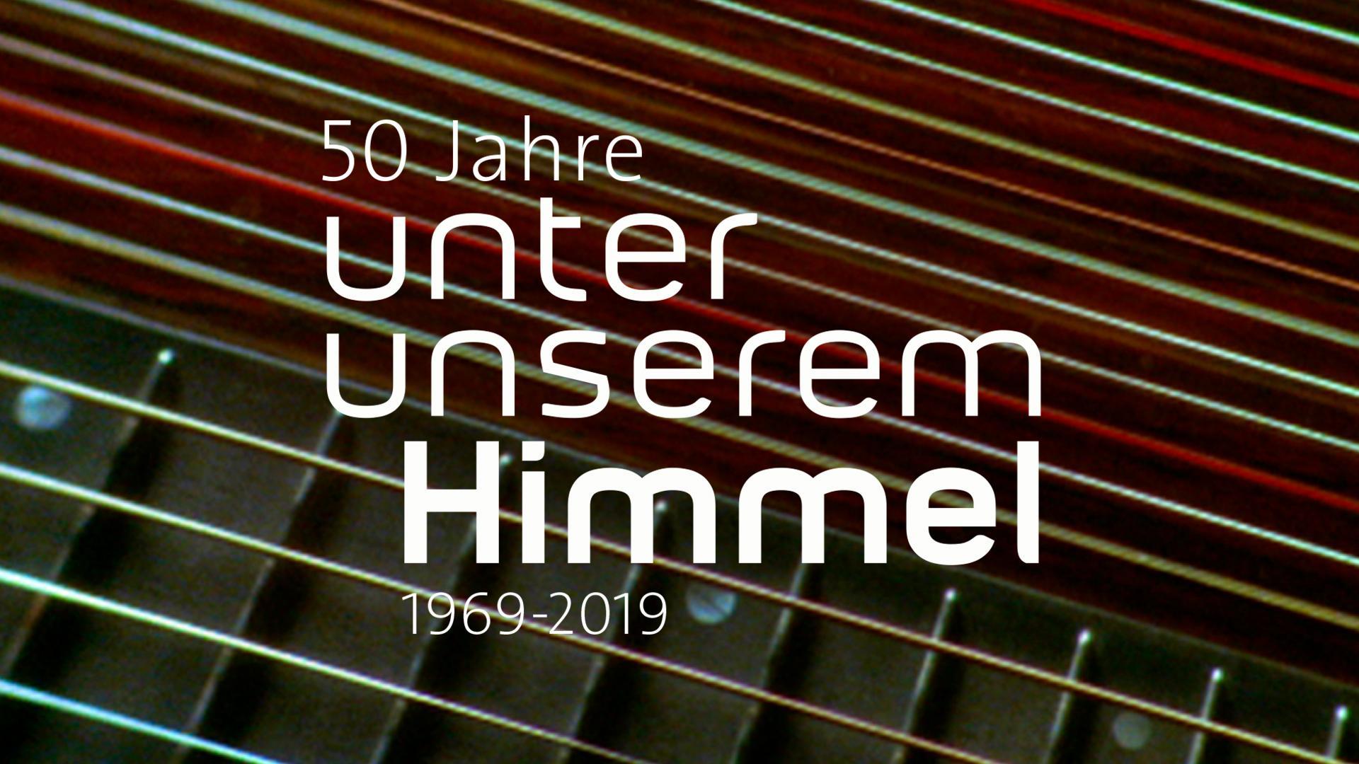 """Der Bayerische Rundfunk pflegt seine Traditionen: """"Unter unserem Himmel"""""""