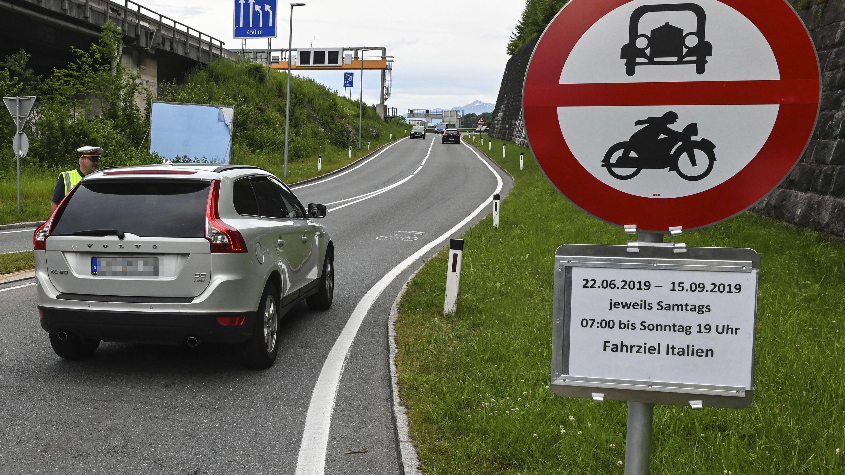 Fahrverbote Österreich Klage EuGh