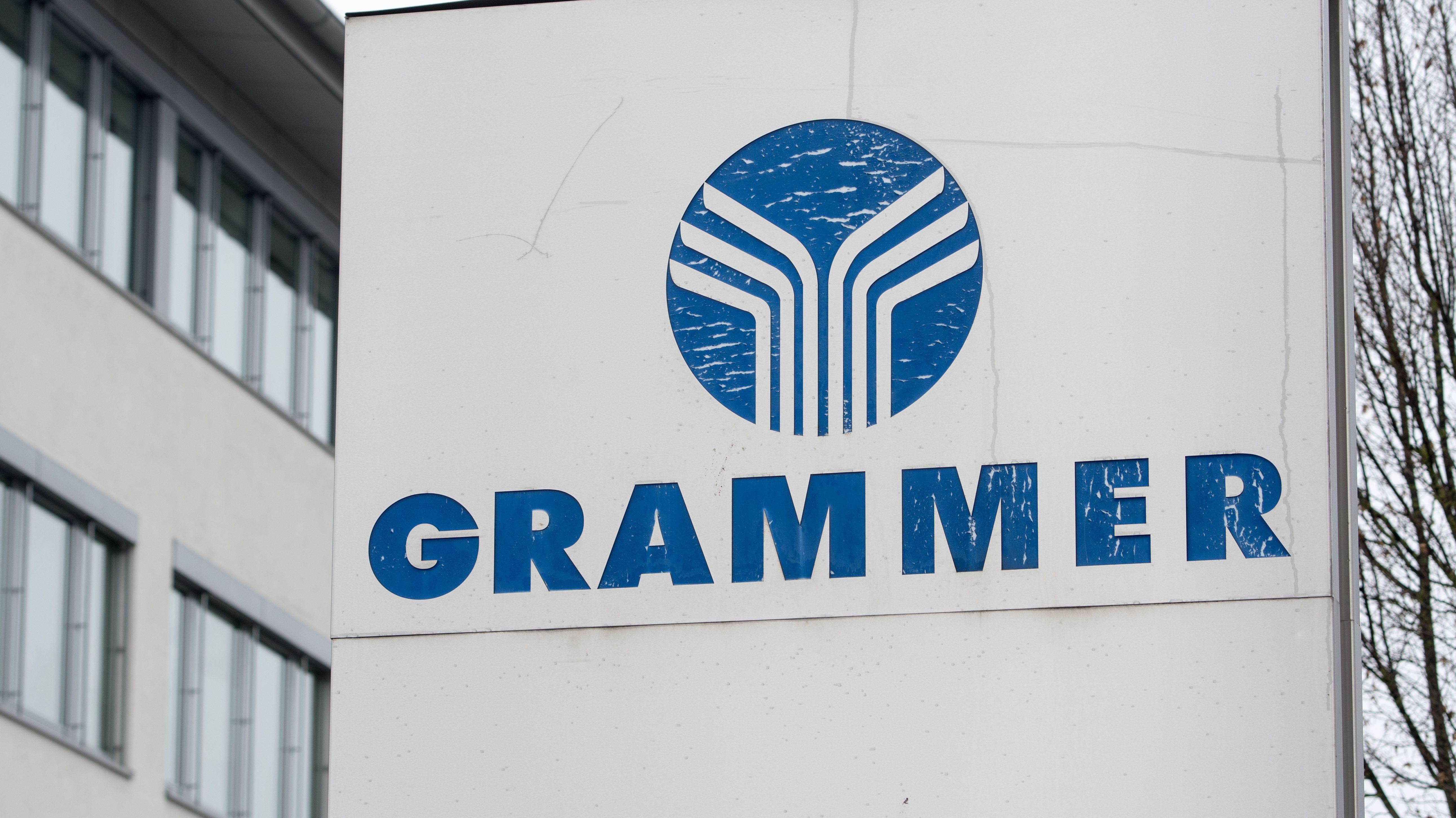 Die Grammer-Konzernzentrale in Amberg