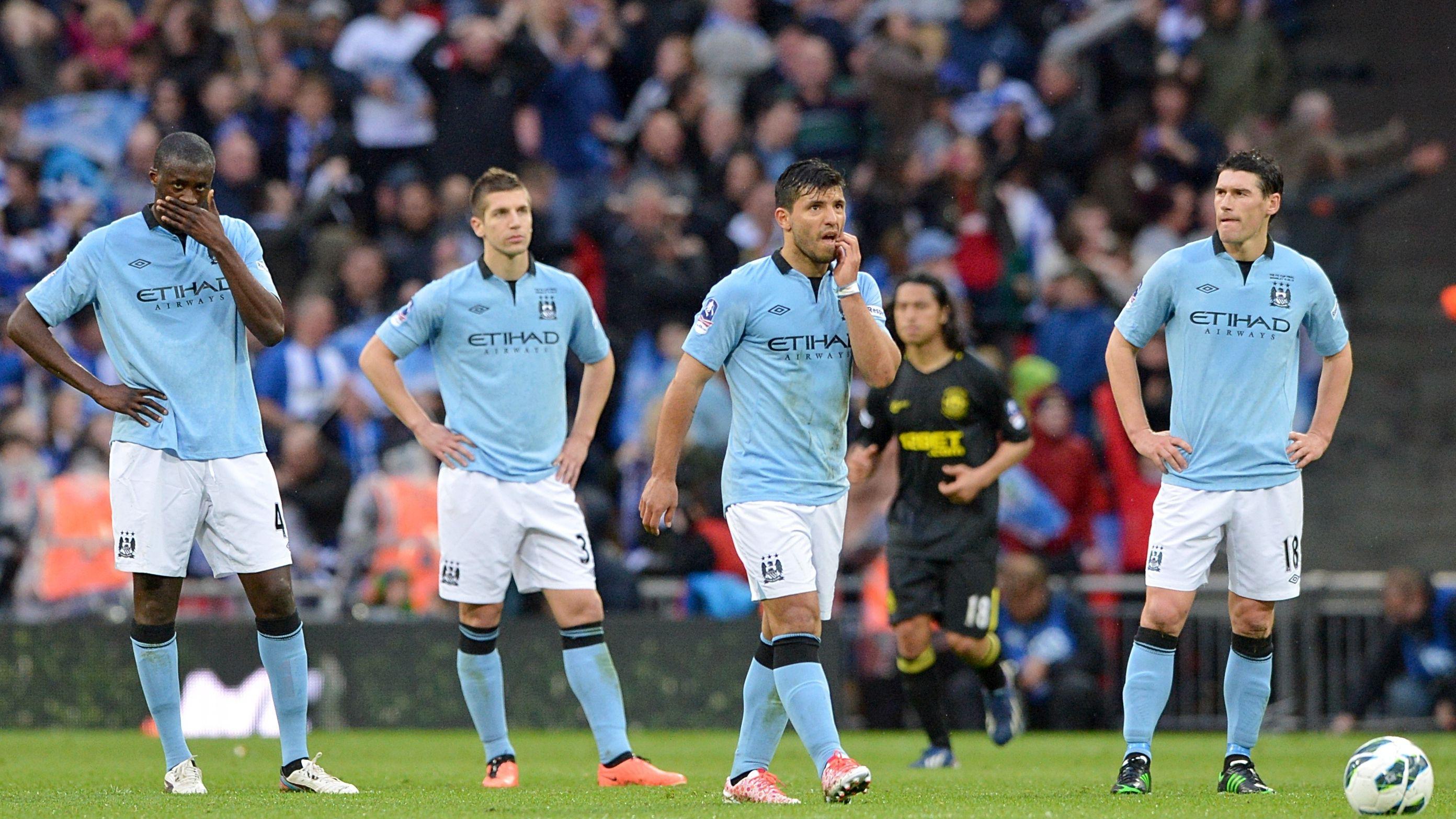 Profis von Manchester City