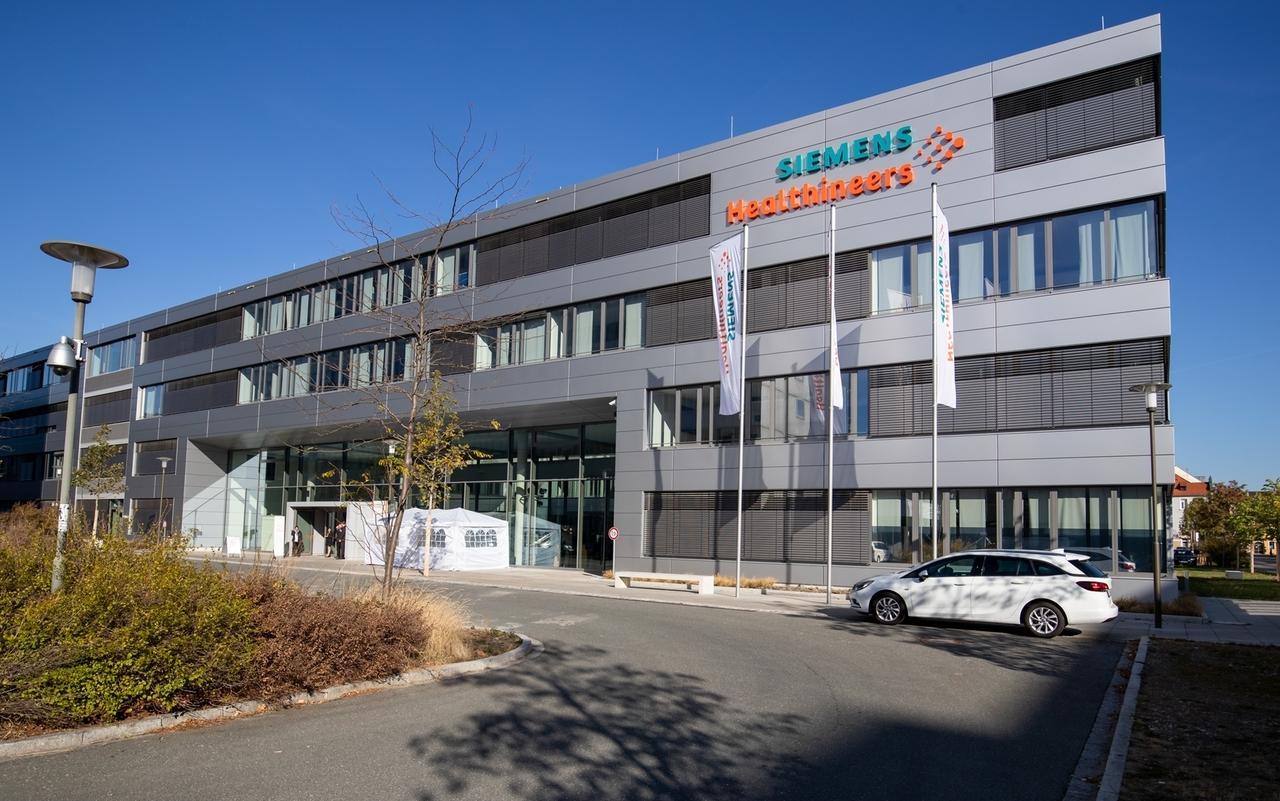 Siemens Healthineers will drei Milliarden Euro vom Finanzmarkt