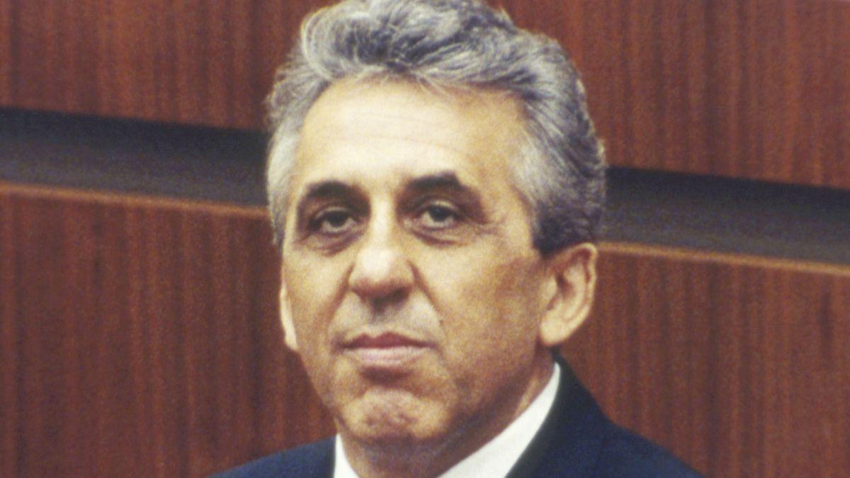 Egon Krenz im Oktober 1989