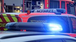 Feuerwehr, Notarzt und Polizei (Symbolbild) | Bild:picture-alliance/dpa