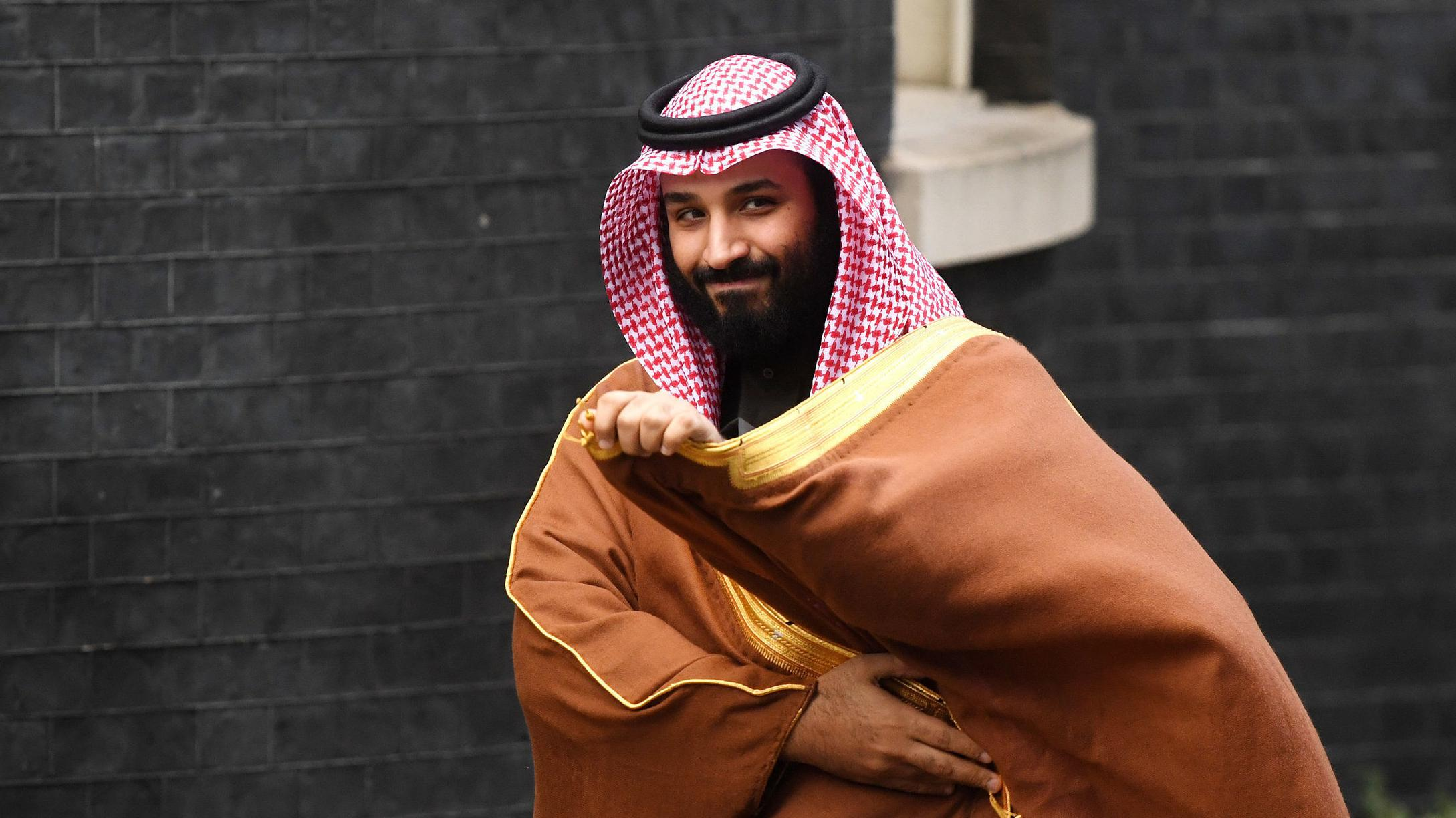 Saudi-Arabiens Kronprinz Mohammed bin Salman