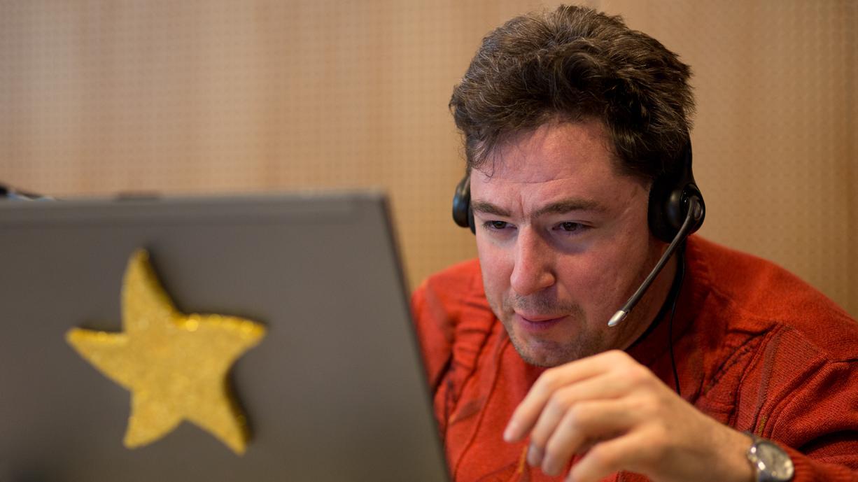 Der bisherige BR-Journalist Holger Kiesel ist seit heute der neue Behindertenbeauftragte der Bayerischen Staatsregierung.