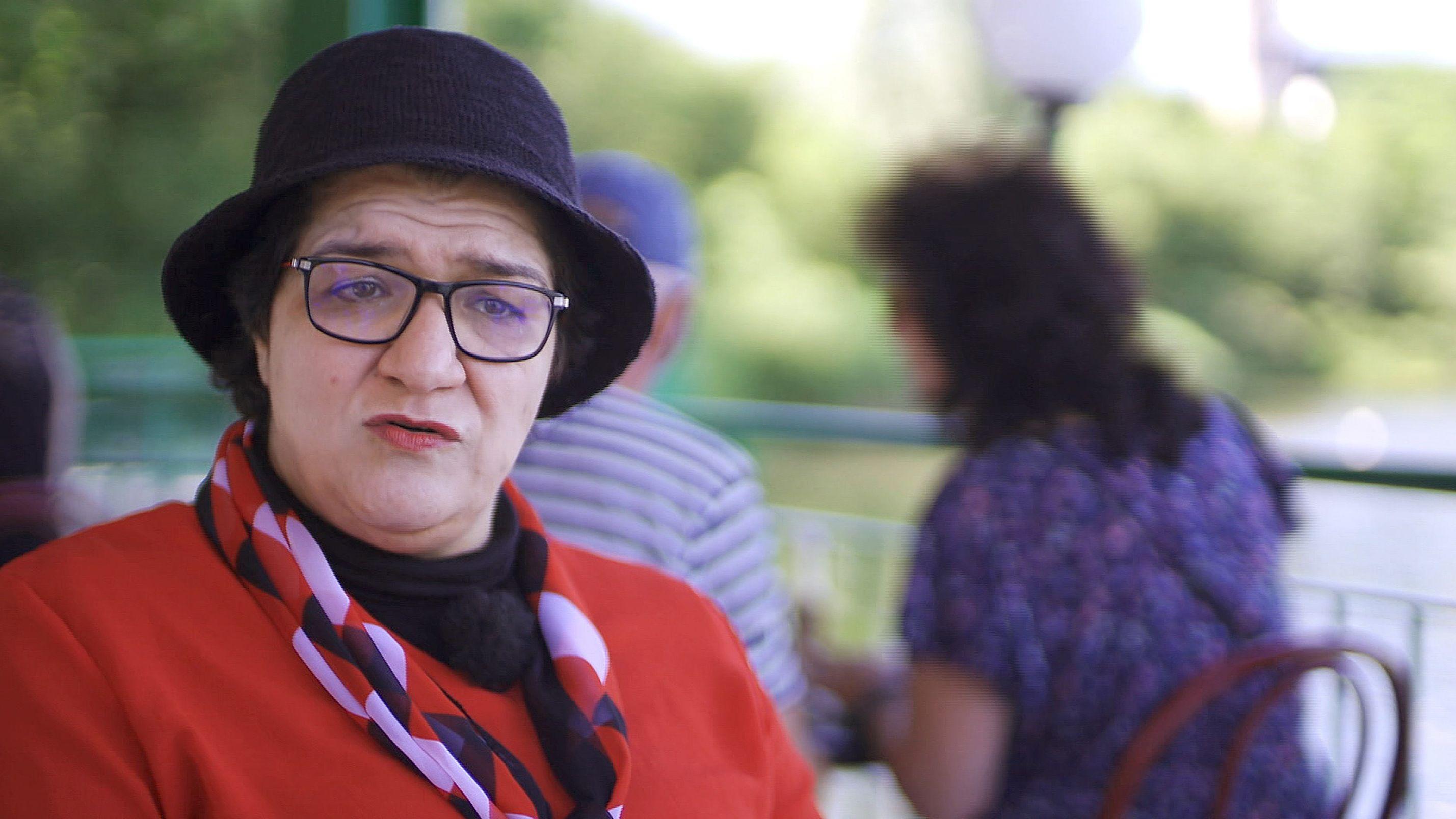 Olafa Kanoun, Professorin in Chemnitz