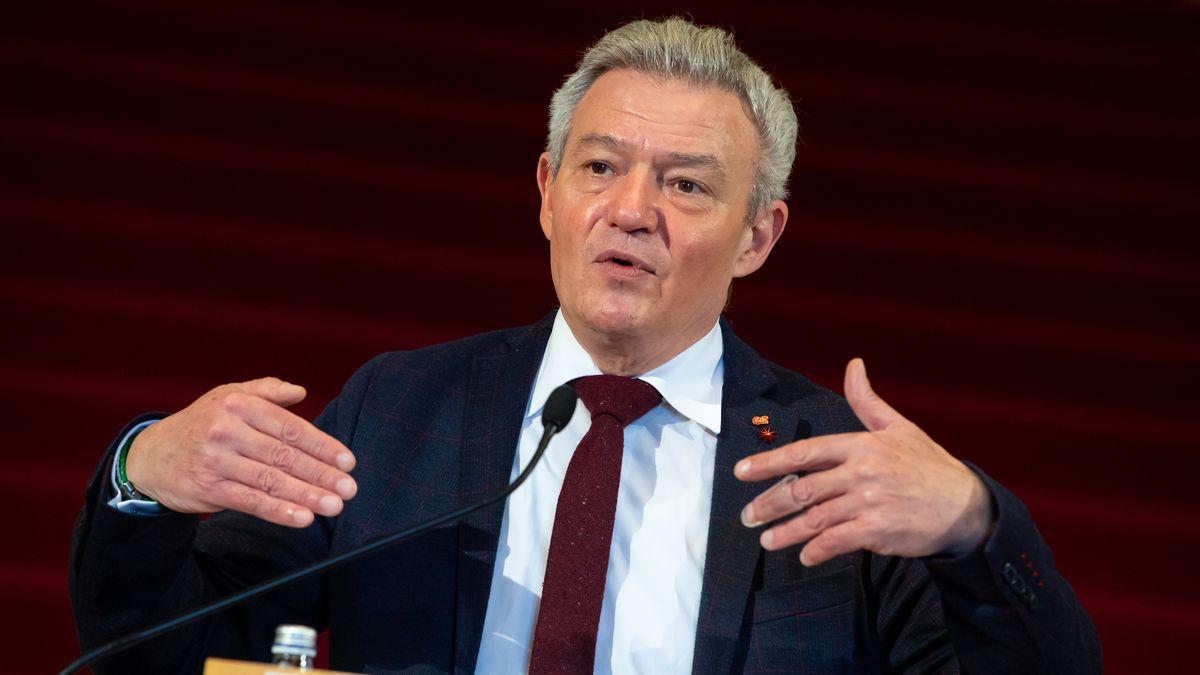Bayern-SPD-Fraktionschef Horst Arnold
