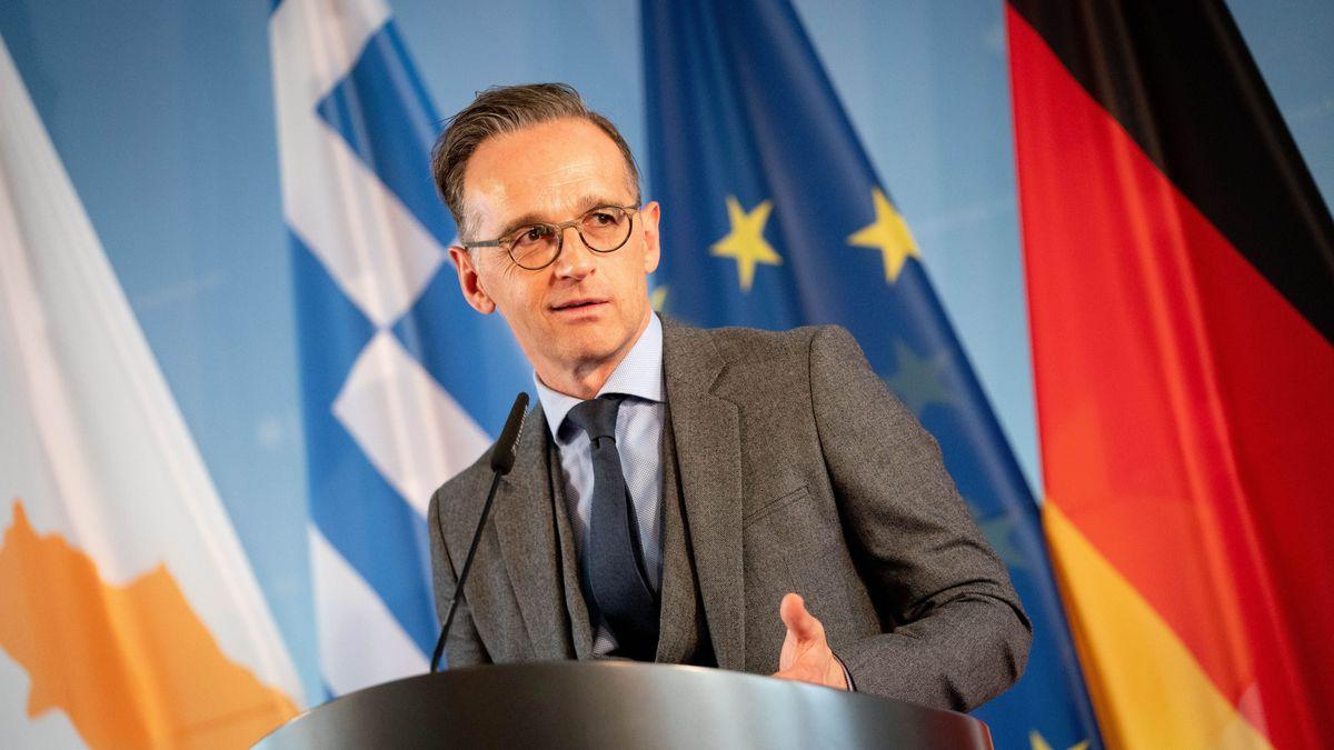 Bundesaußenminister Heiko Maas
