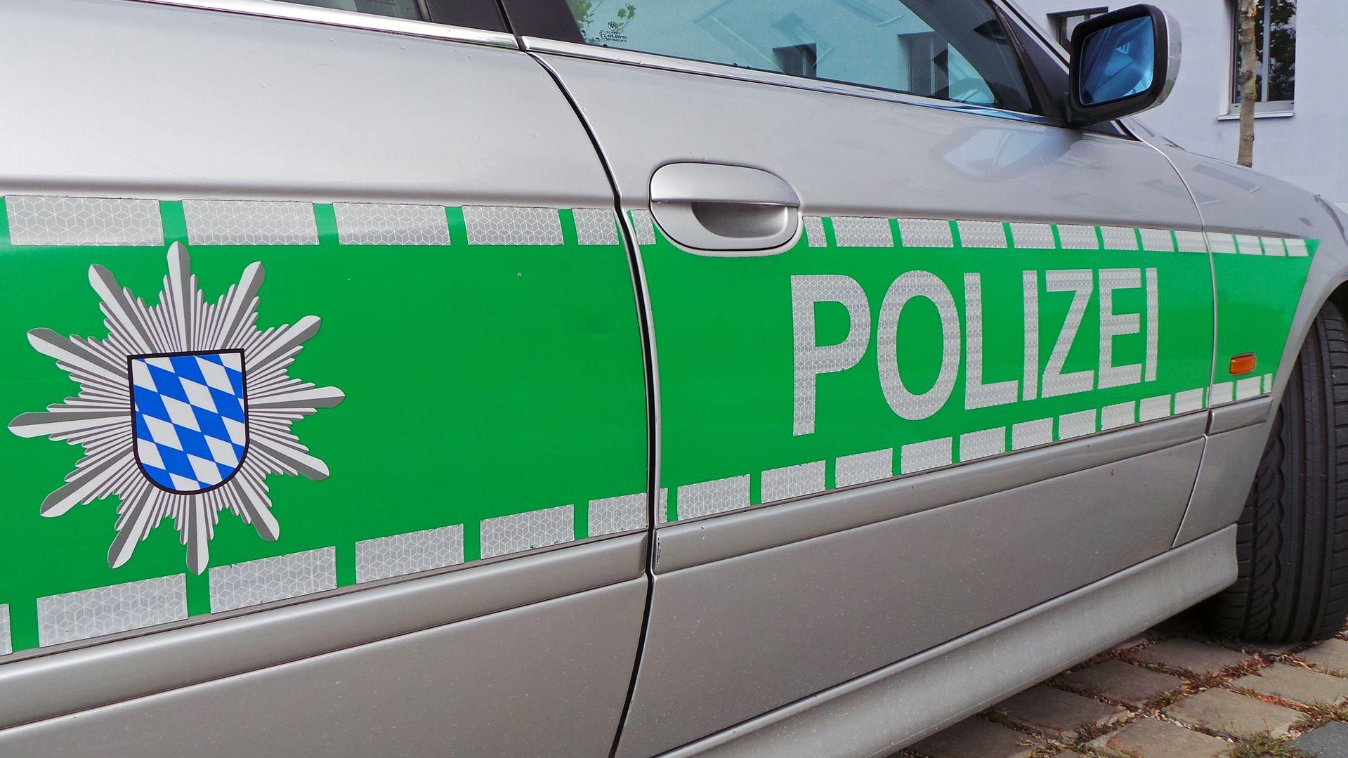 Symbolbild – Polizeiauto