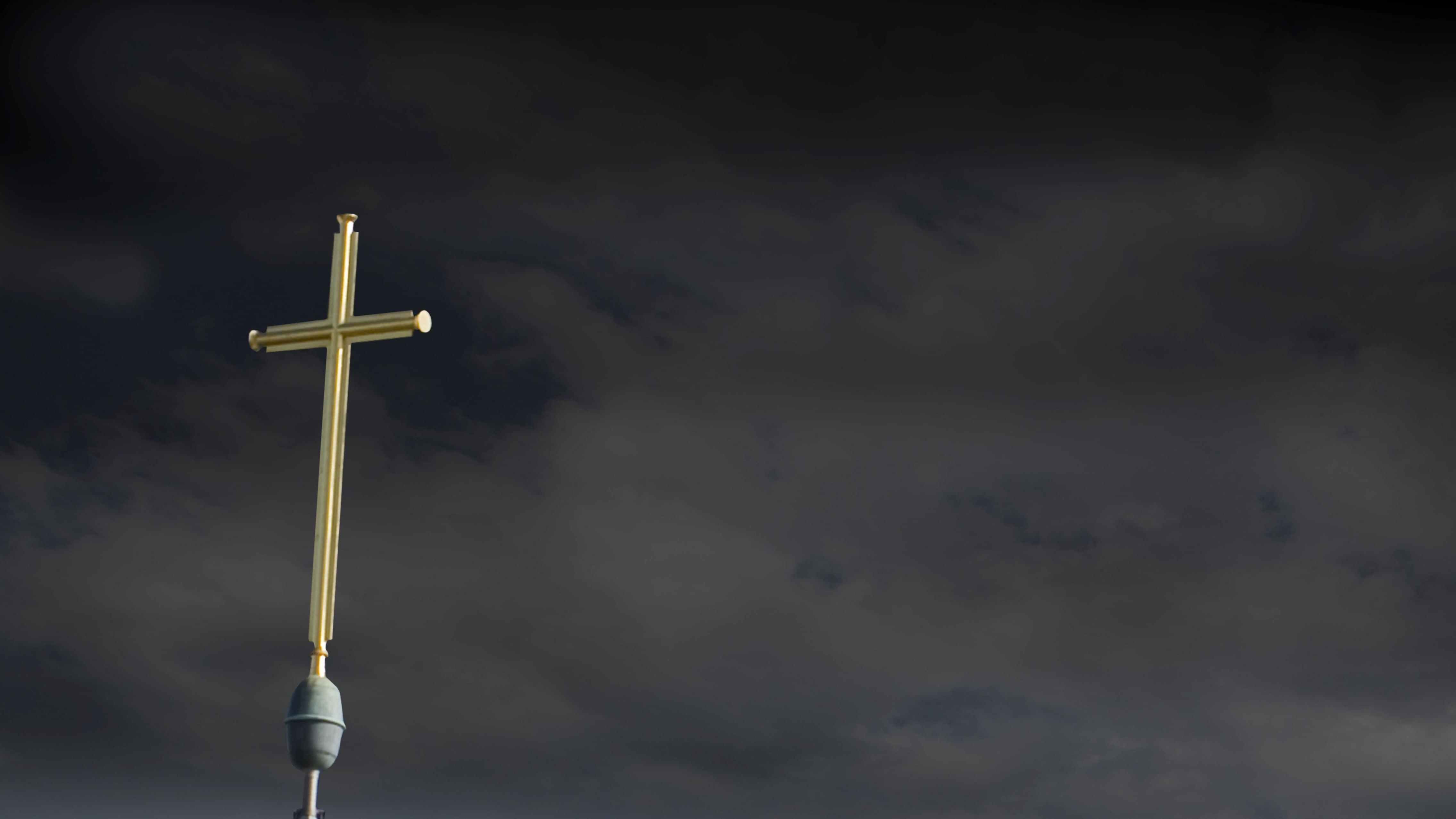 Kreuz (Symbolbild)