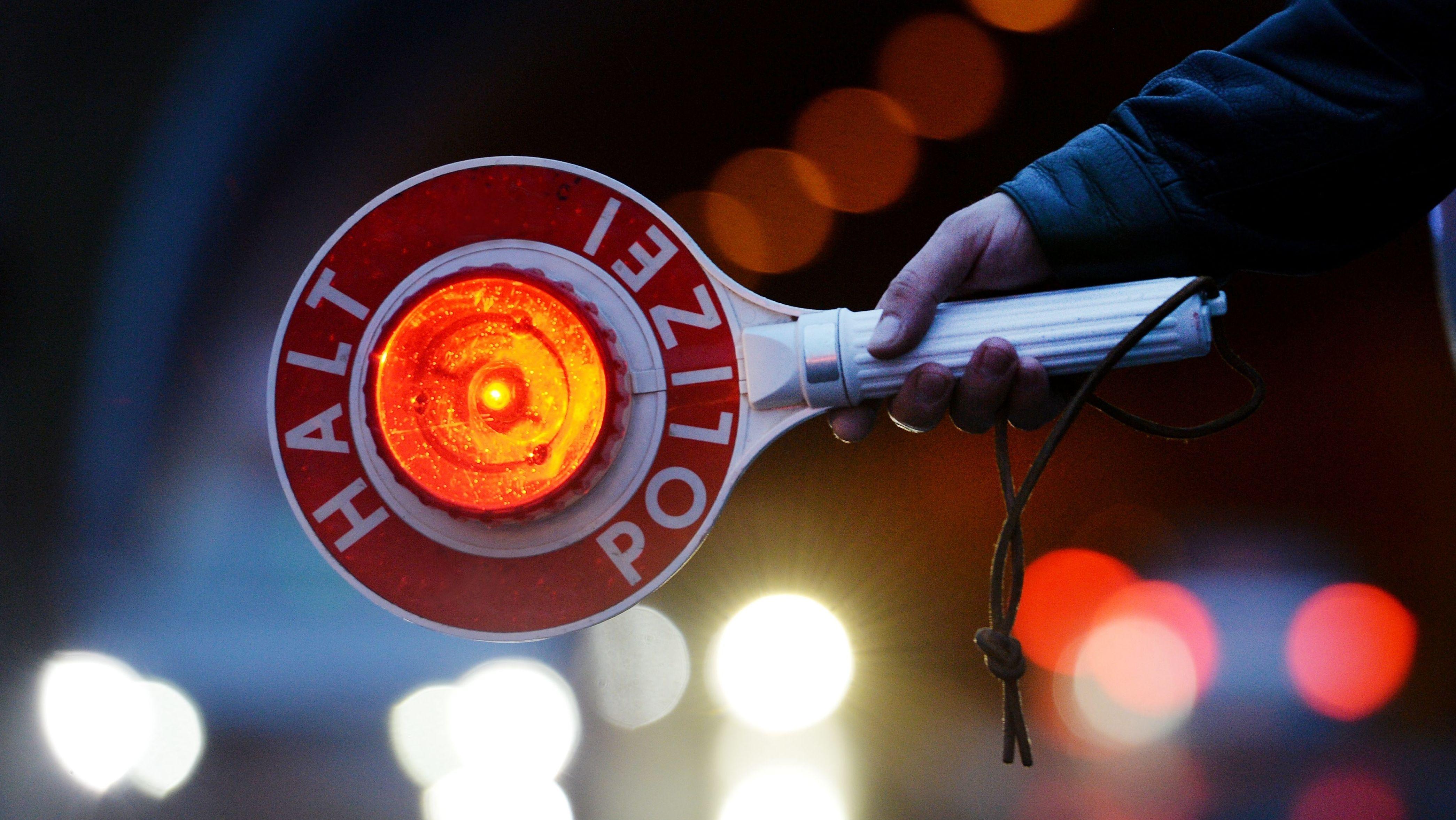 Polizeikelle (Symbolbild)