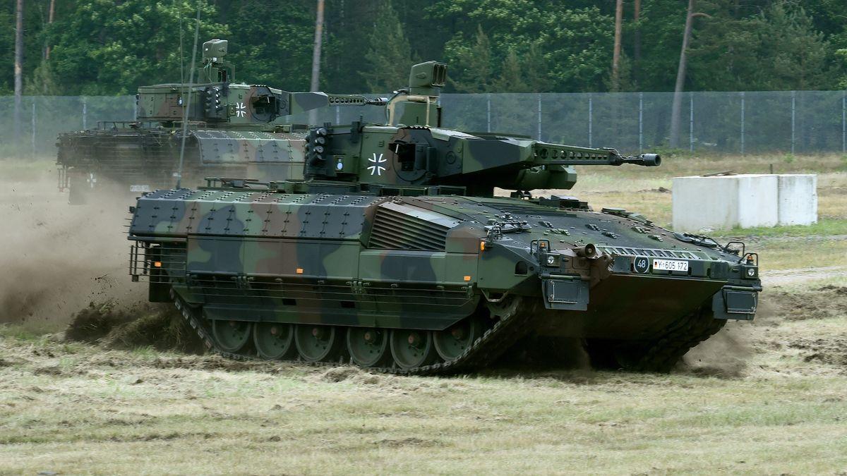 Schützenpanzer PUMA