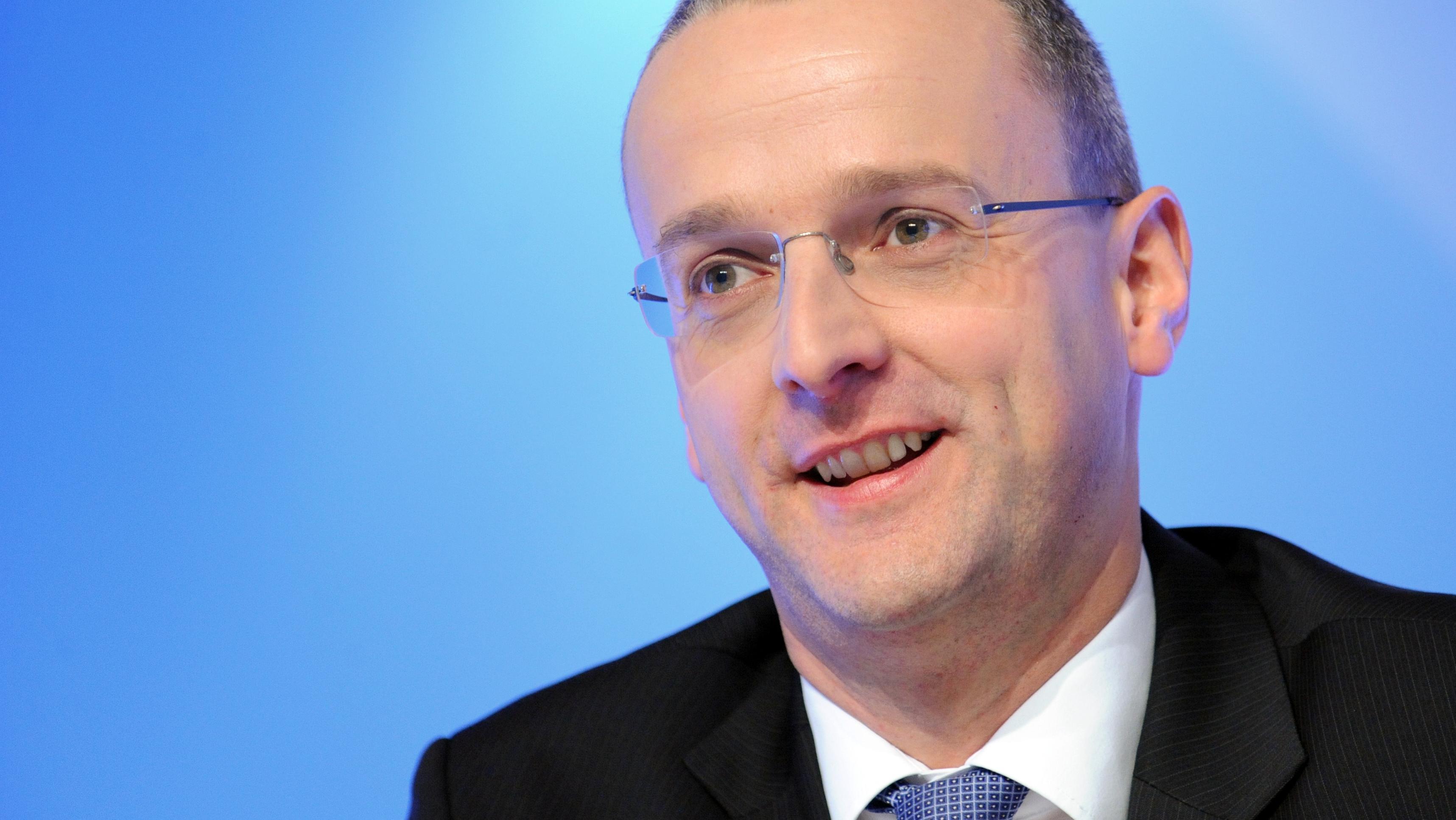 Der neue Chef der BayernLB Stephan Winkelmeier