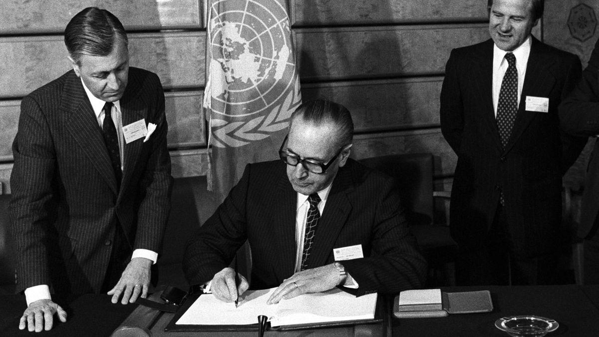 1. Weltklimakonferenz 1979